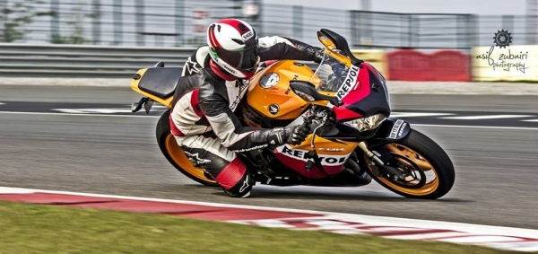 The three things motorcycling teaches you about startingup